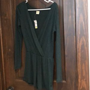 Very cute romper. New with tags